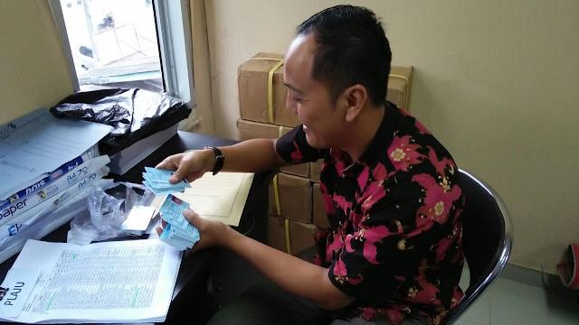 Capil Distribusikan e-KTP Ke Kecamatan