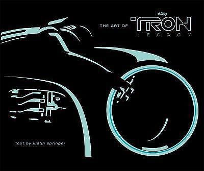 The Art of Tron Legacy by Justin Springer