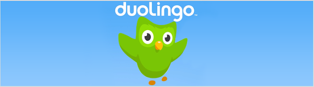 Banner Duolingo
