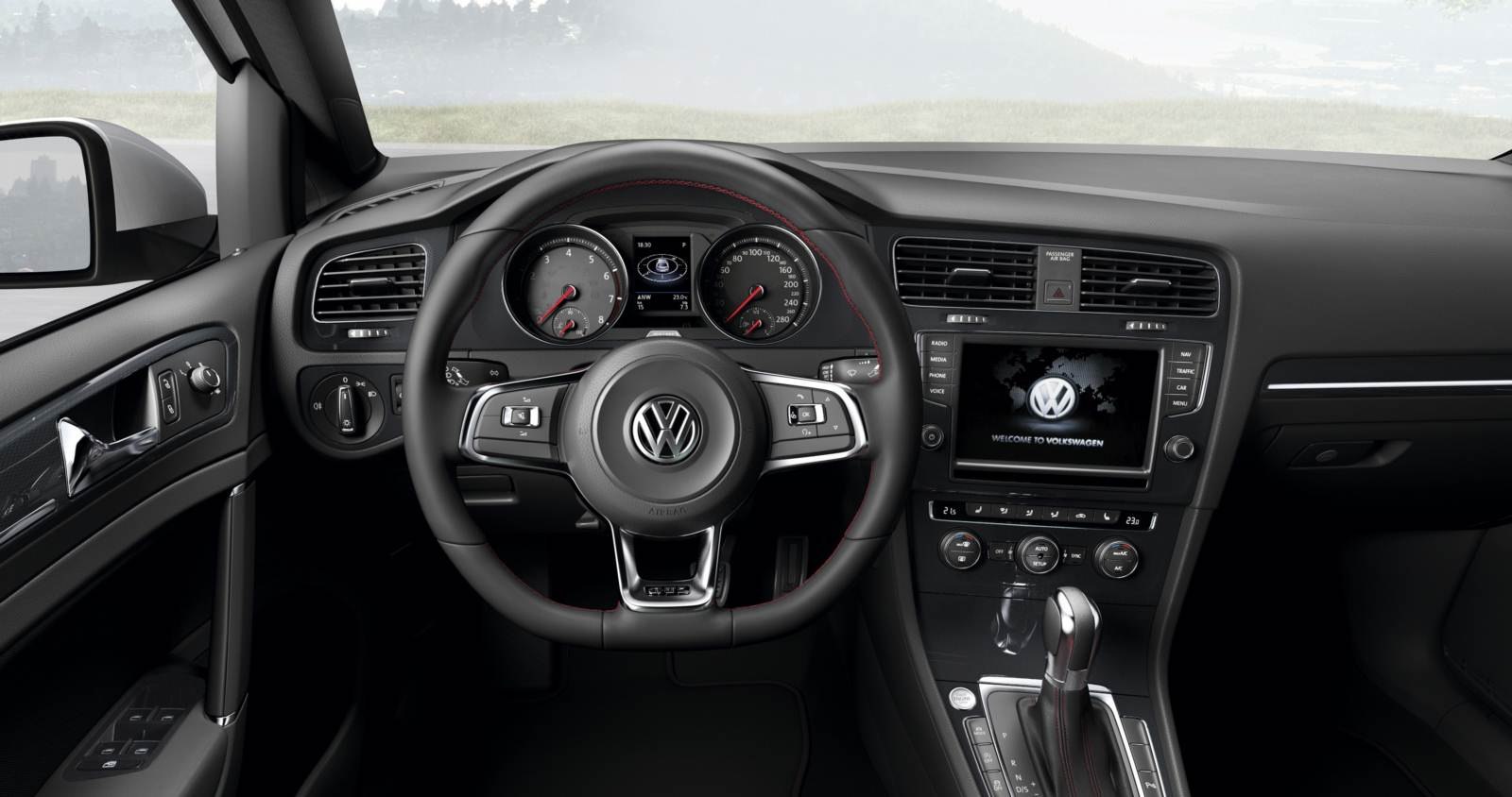 VW Golf GTI - aumento de preço