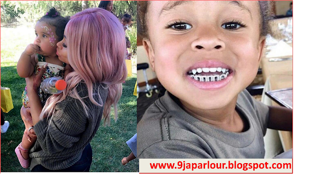 Blac chyna's daughter Dream Renee kardashian