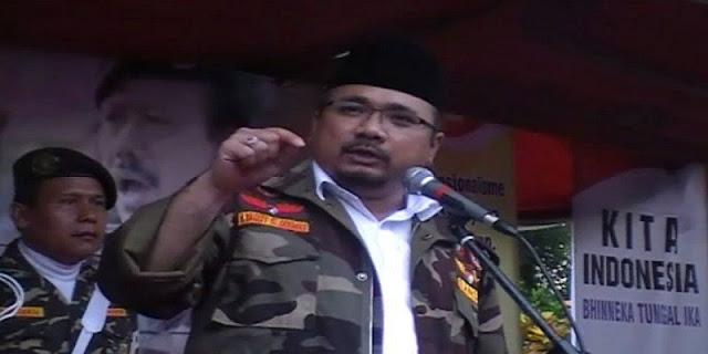 Tanggapi Yaqut soal Banser Lawan TNI, Akun @tnilovers18: Candaanmu Sangat Menyakitkan Pak