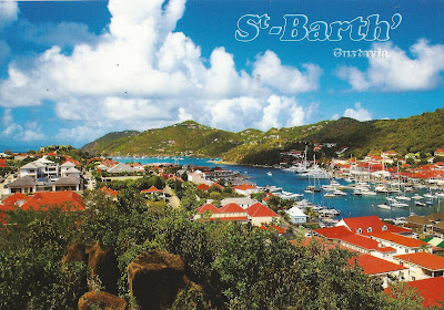 capital of Saint Barthélemy