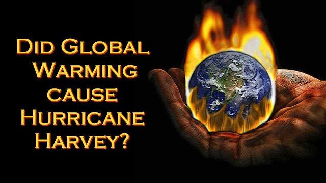 Alarmistas sagazes não atribuíram o furação Harvey ao 'aquecimento global'. Mas assustaram alegando que pode vir algo muito pior