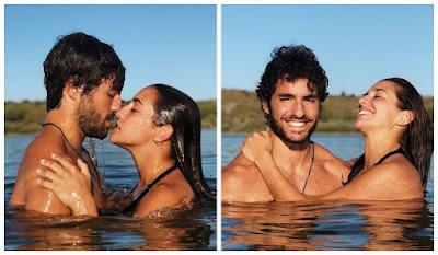 José Condessa é comprometido com a atriz portuguesa, Bárbara Branco