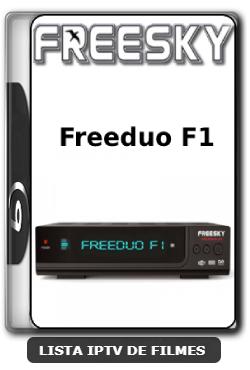 Freesky Freeduo F1 Nova Atualização Melhorias no SKS e PowerVU V2.58 - 18-06-2020