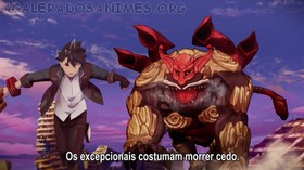 God Eater 01 assistir online legendado