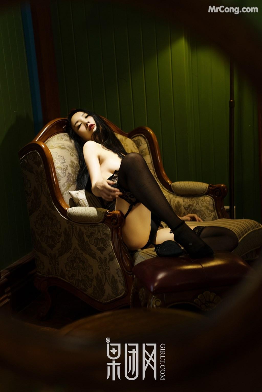 Image GIRLT-No.071-EMILY-MrCong.com-011 in post GIRLT No.071: Người mẫu EMILY (54 ảnh)