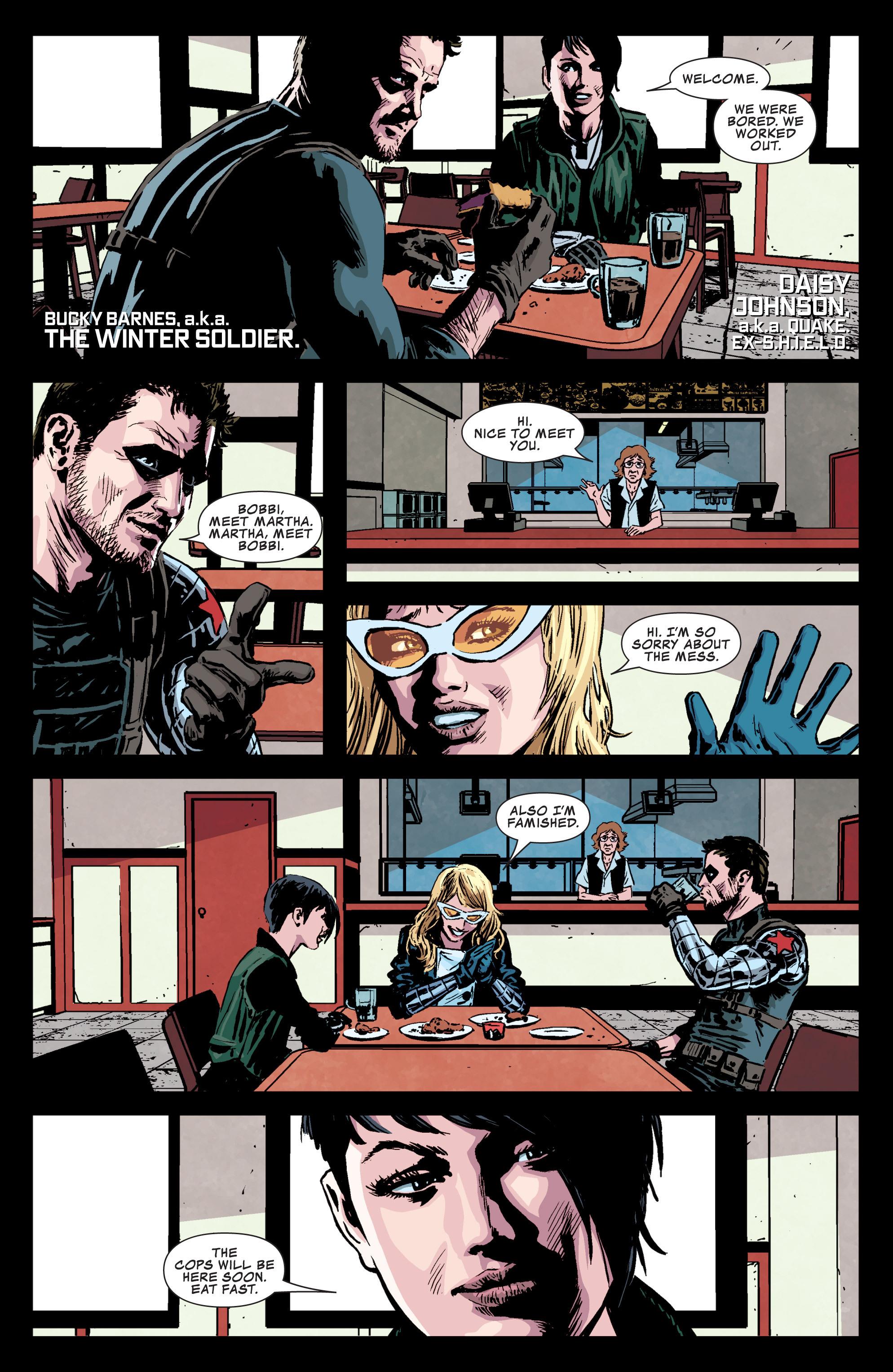 Read online Secret Avengers (2014) comic -  Issue #16 - 21