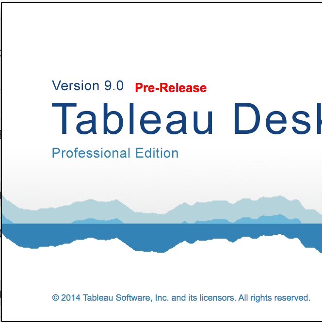 Tableau 9.0 Connects Directly to R Data Files