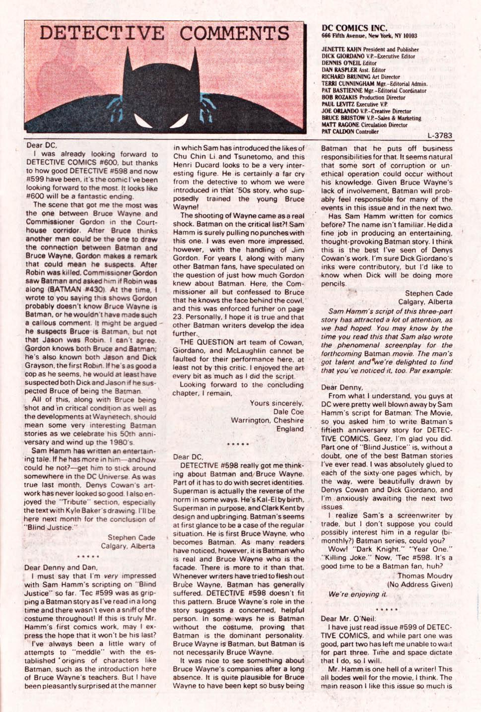 Detective Comics (1937) 602 Page 23