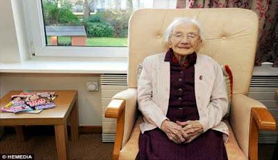 Wanita tertua di dunia