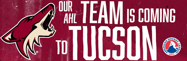 The Arizona Coyotes want their Arizona residents to help them name the new AHL Hockey Team for the 2016 Season and you could win season tickets and more!