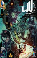 Os Novos 52! Liga da Justiça Unida #15