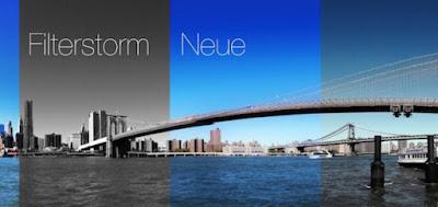 Filterstorm Neue Foto Editor