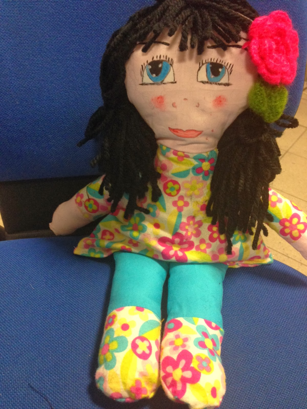 Paroledilatte crea la bambola dei sogni dal disegno della for Crea la tua casa dei sogni