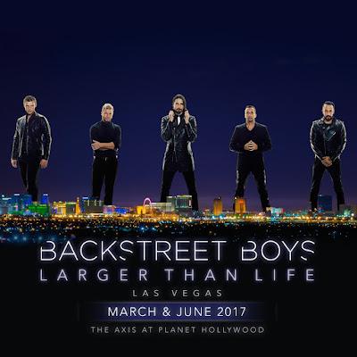 Music and Memories: Backstreet Boys: Larger Than Life