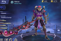 Set Build Emblem, Ability, Gear Hanzo Paling Sakit