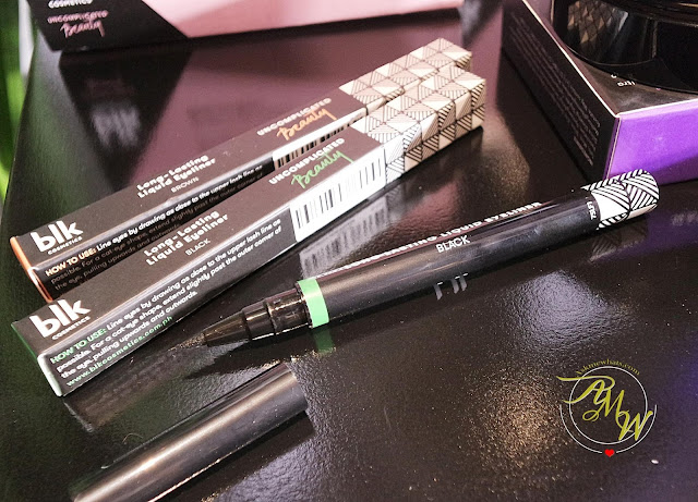 a photo of  BLK Cosmetics Long-Lasting Liquid Eyeliner