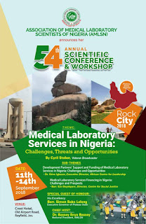 How To Register Online For AMLSN 2018 Scientific Conference/Workshop And AGM