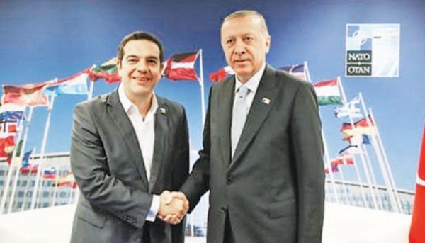 Απειλές για Κύπρο και διάλογος στο Αιγαίο!