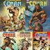 SCANS - A Espada Selvagem de Conan - 001 à 205 - COMPLETA