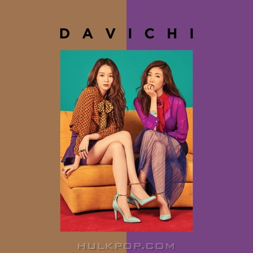 DAVICHI – 50 X HALF – EP