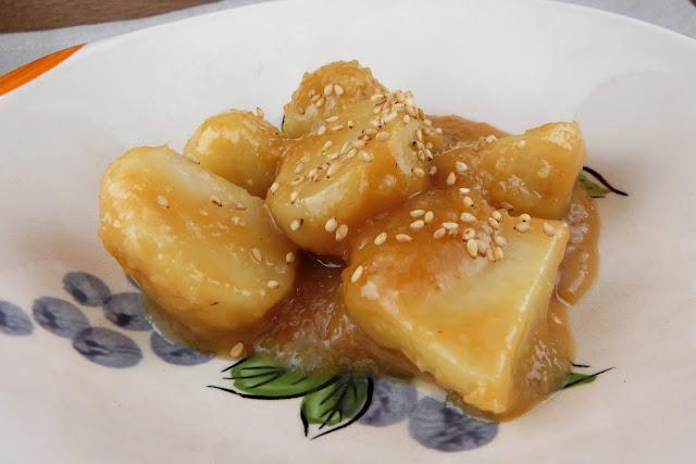 簡単!里芋の味噌煮は煮込み時間たった10分で完成!