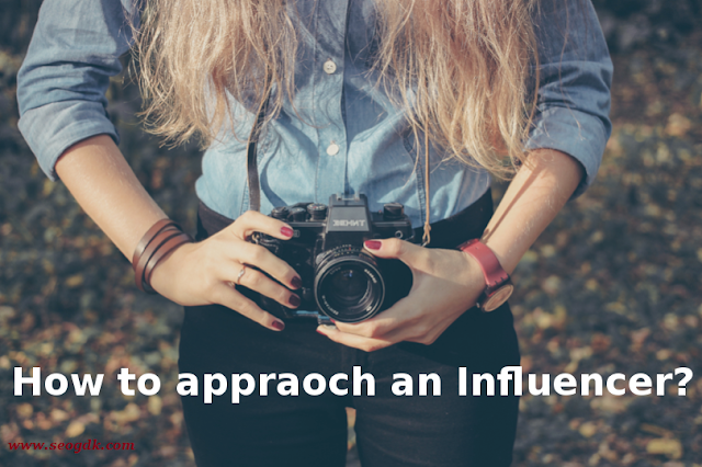 Approaching an Influencer