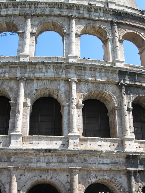 Real Finishes Roman Architecture Weeks 5 & 6