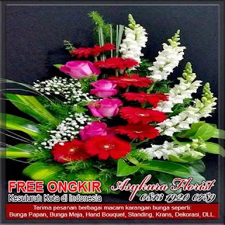 toko bunga rangkaian Mustika Jaya bekasi