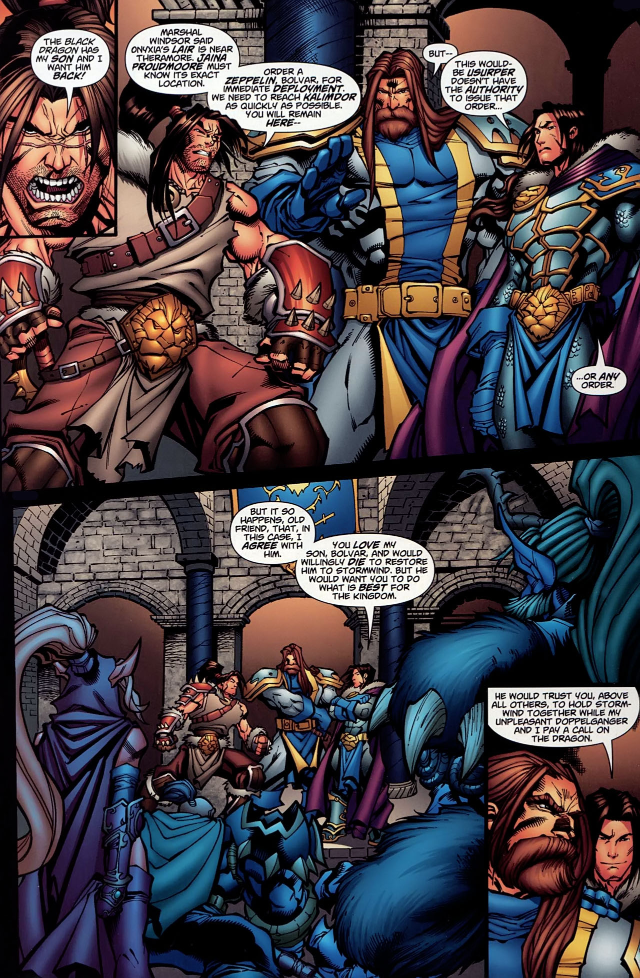 Read online World of Warcraft comic -  Issue #13 - 3