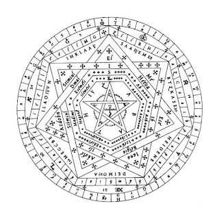 Sigil de Aemeth by John Dee, 1582 | Wicca, Magic, Witchcraft, Paganism