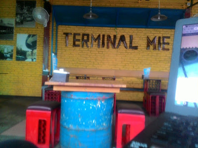 Spesial Mie Tarik Tofu ala Terminal Mie