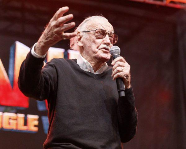 Stan Lee creator of Black Panther dies, aged 95