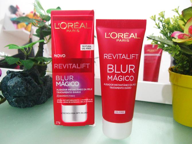 Primer Blur Mágico Revitalift L'Oréal