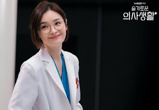 Profil Jeon Mi-Do Pemeran Chae Song-Hwa Hospital Playlist