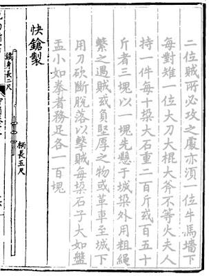 Ming Dynasty Hand Bombard