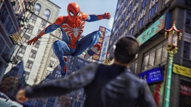Spider-Man PS4, Spider-Man, spider man, Games and Superheroes, games, game, Ps4, Superheroes, PlayStation, Marvel film world, Spidey movies and games, version of Spider-Man, Peter Parker, review, reviews, Marvel,