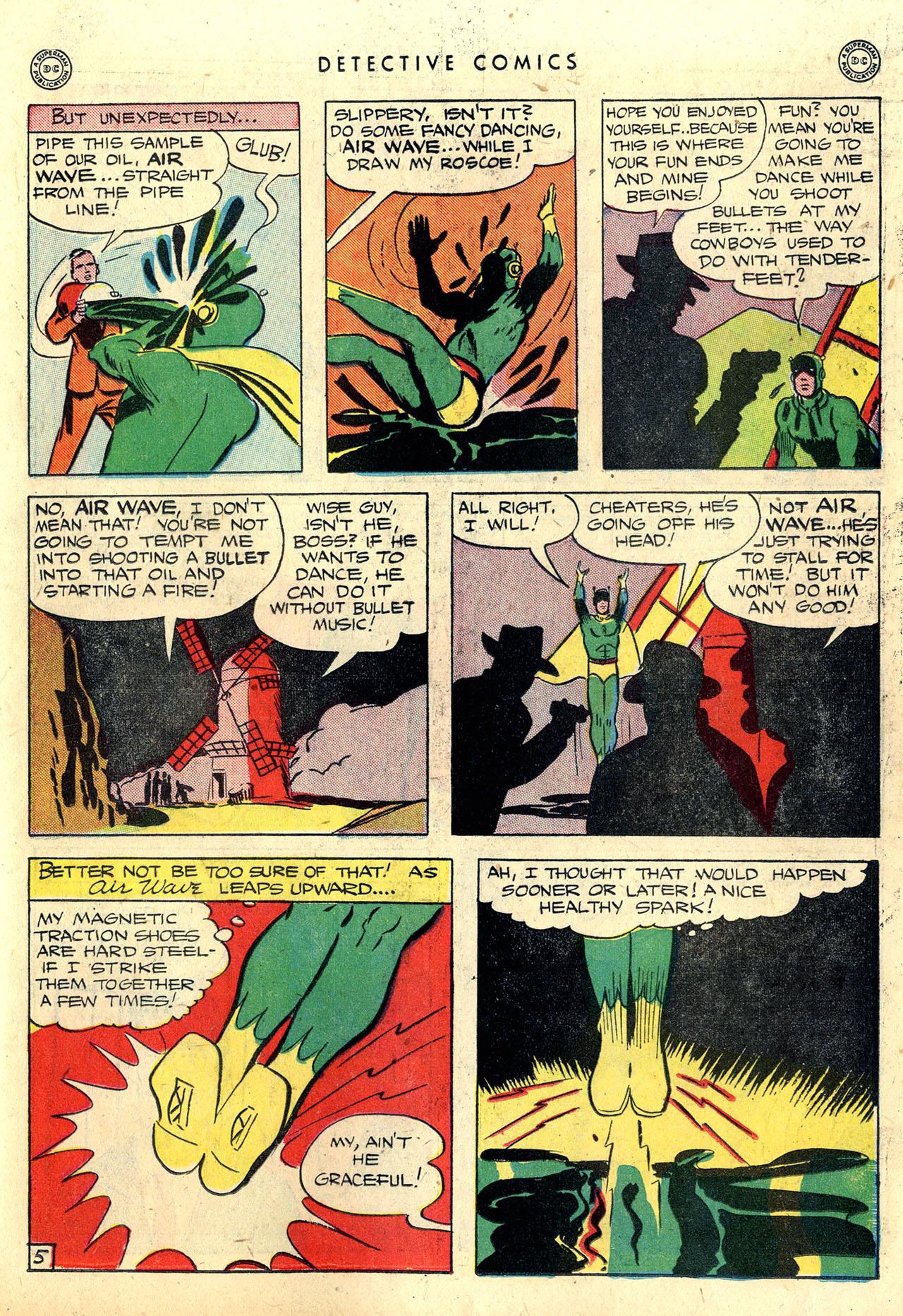 Read online Detective Comics (1937) comic -  Issue #112 - 21