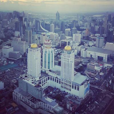 Best Hotels Near Baiyoke Sky Tower, Bangkok, Thailand