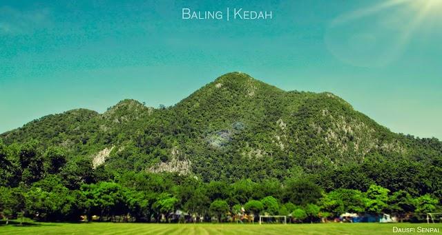 10 Tempat Menarik Di Baling, Kedah.
