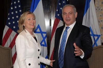 Judeus israelenses preferem Hillary
