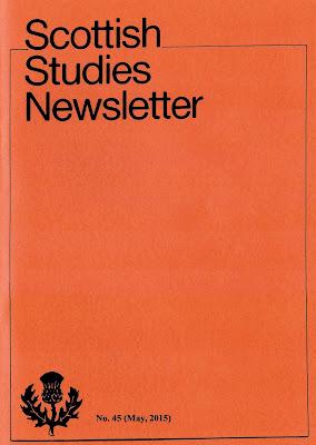 Scottish Studies Newsletter