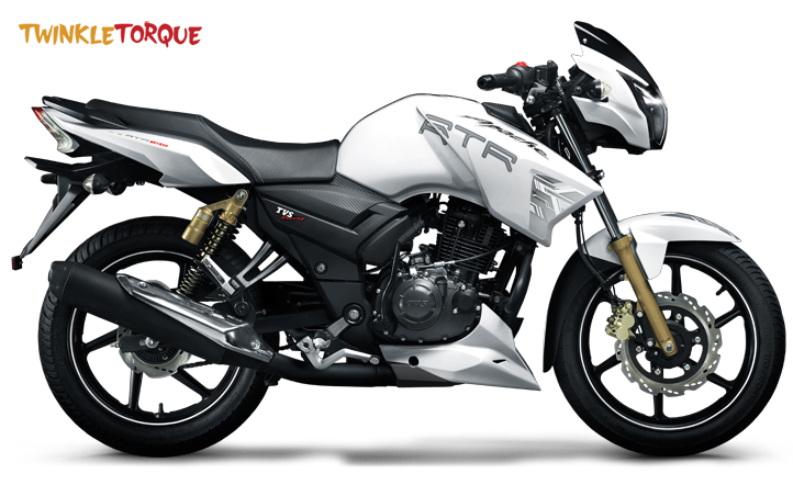 The TVS Apache RTR 180