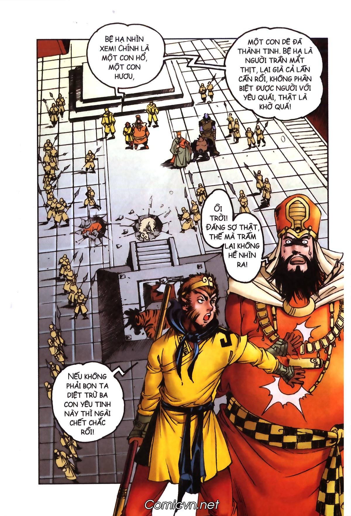 Tây Du Ký màu - Chapter 90 - Pic 9