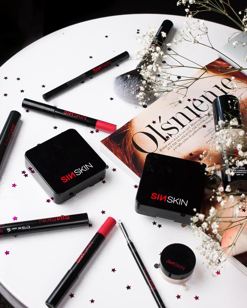 kosmetyki sinskin rossmann -55% promocja blog opinie
