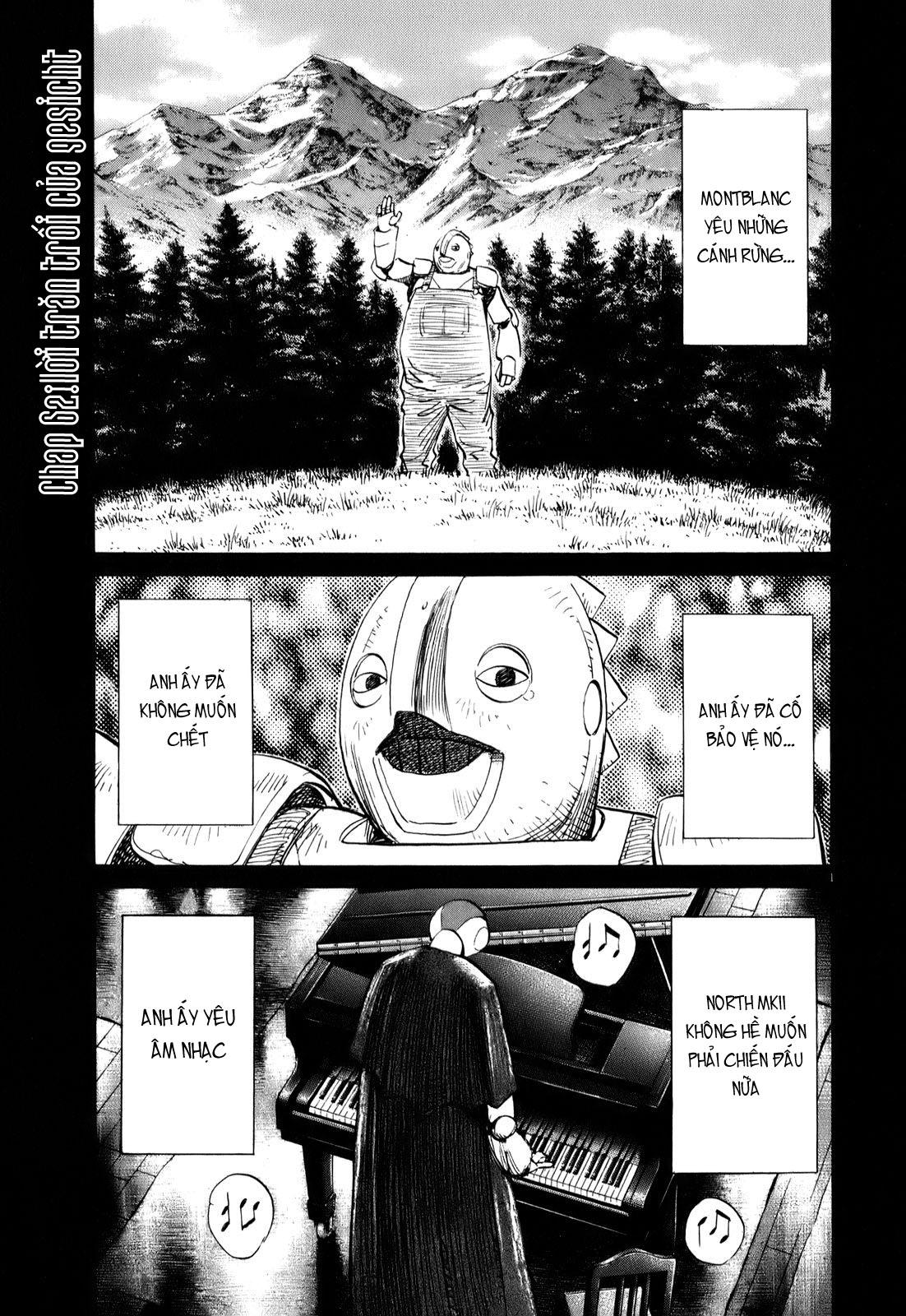 Pluto chapter 62 trang 4