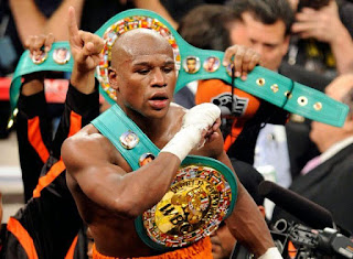 Boxer Floyd Mayweather and Shantel Jackson Court case