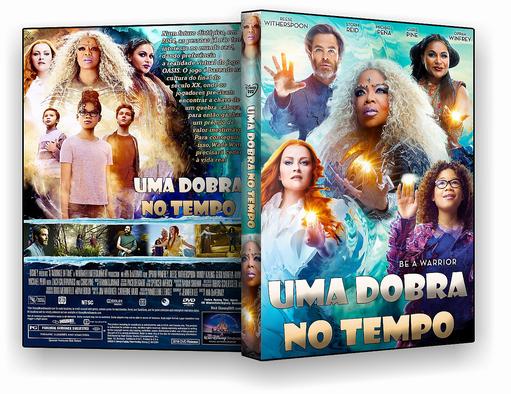DVD – Uma Dobra no Tempo 2018 – CINEMA